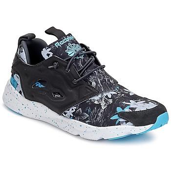 Zapatos Hombre Zapatillas bajas Reebok Classic FURYLITE NP Gris / Azul