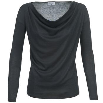 textil Mujer Camisetas manga larga Casual Attitude DELINDA Negro