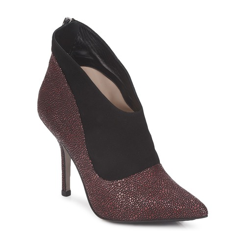Descuento de la marca Zapatos especiales Paco Gil BILINE Burdeo / Negro