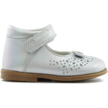 Zapatos Niños Bailarinas-manoletinas Pablosky SOFTY VENECIA CHICA PLATA