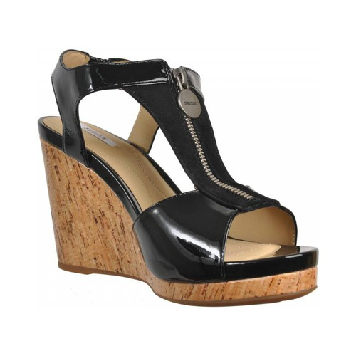 Zapatos Mujer Sandalias Geox D VICTORY E Negro