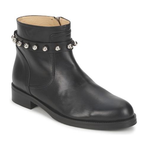Venta de liquidación de temporada Zapatos especiales Moschino Cheap & CHIC CA21102MOYCE0000 Negro
