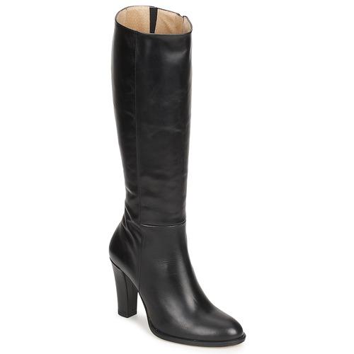 Zapatos Mujer Botas urbanas Fericelli MAIA Negro