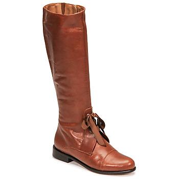 Zapatos Mujer Botas urbanas Fericelli MAURA Camel