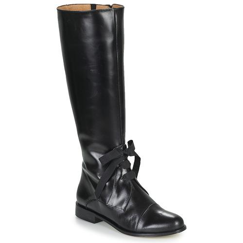 Zapatos Mujer Botas urbanas Fericelli MAURA Negro