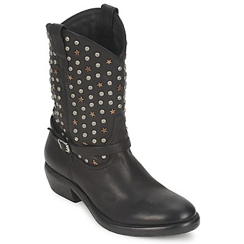 Zapatos Mujer Botas de caña baja Catarina Martins  Negro