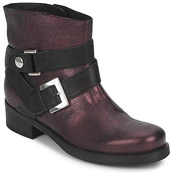 Zapatos Mujer Botas de caña baja Janet&Janet URSUS VAN Burdeo