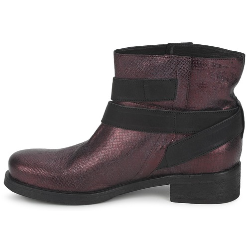Zapatos Baja De Caña Van Janet amp;janet Burdeo Mujer Ursus Botas jVSGzpLqUM