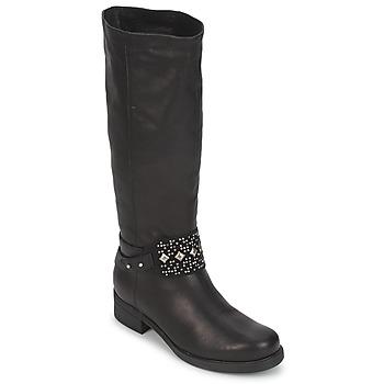 Zapatos Mujer Botas urbanas Janet&Janet VAN BRADNER Negro