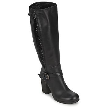 Zapatos Mujer Botas urbanas JFK SEMATA Negro