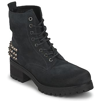 Zapatos Mujer Botas de caña baja JFK SIMAIT Negro