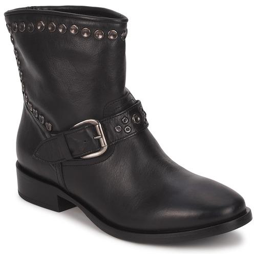 Casual salvaje Zapatos especiales JFK MASELLE Negro