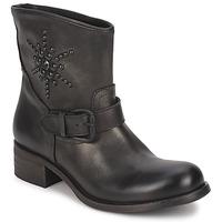 Zapatos Mujer Botas de caña baja JFK OSSIR Negro
