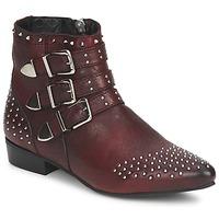 Zapatos Mujer Botas de caña baja Koah FYONA Burdeo