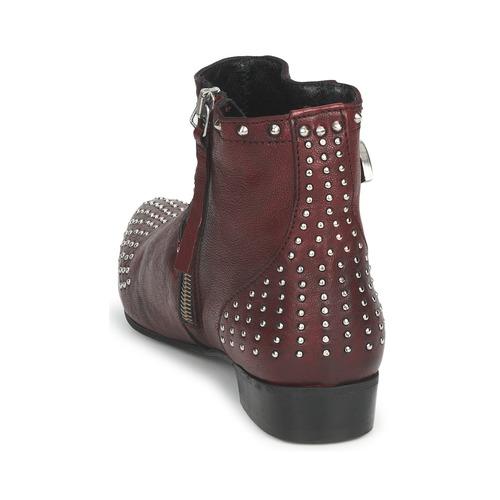 De Burdeo Fyona Botas Mujer Caña Zapatos Baja Koah j34ARL5q