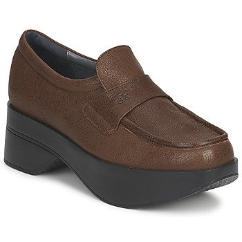 Zapatos Mujer Mocasín Stéphane Kelian EVA Marrón