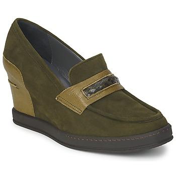 Zapatos Mujer Mocasín Stéphane Kelian GARA Verde