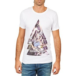textil Hombre camisetas manga corta Eleven Paris BERLIN M MEN Blanco