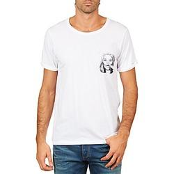 textil Hombre camisetas manga corta Eleven Paris KMPOCK MEN Blanco