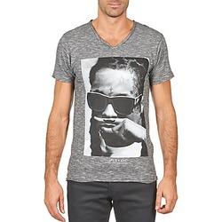 textil Hombre camisetas manga corta Eleven Paris LILY M MEN Gris