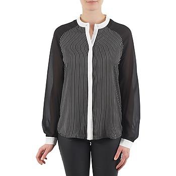 textil Mujer camisas Manoukian RAGANE Negro