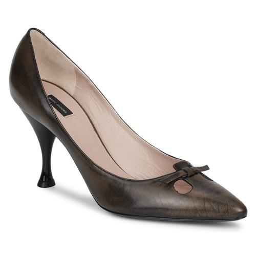 Zapatos Mujer Zapatos de tacón Marc Jacobs MALIZIA Marrón