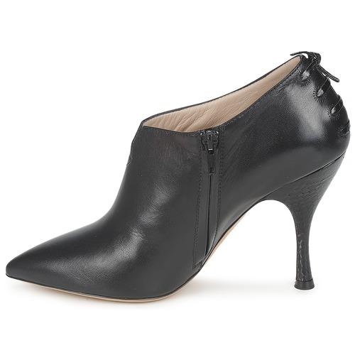 Negro Zapatos Low 10x57 Boots Mujer Malva Marc Jacobs QreWBdECxo