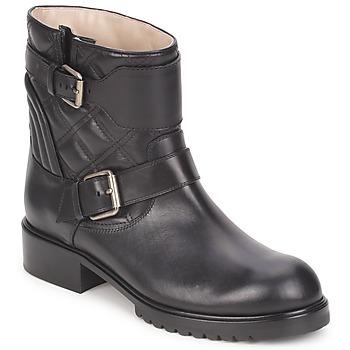 Zapatos Mujer Botas de caña baja Marc Jacobs OSLO Negro