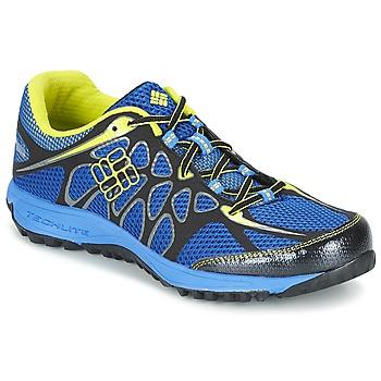 Zapatos Hombre Multideporte Columbia CONSPIRACY™ TITANIUM Azul / Negro