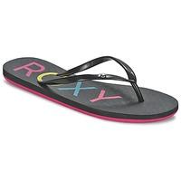 Zapatos Mujer Chanclas Roxy SANDY J SNDL BLK Negro