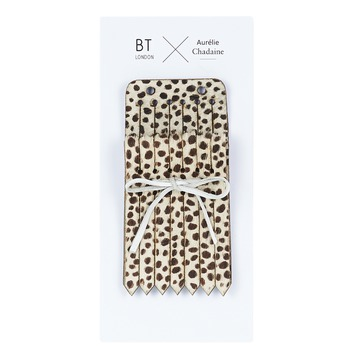 Accesorios Mujer Lengüetas Betty London LANGUETTE DEOPAR Leopardo