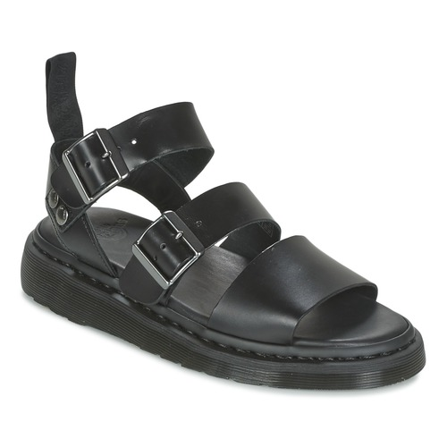 Zapatos Sandalias Dr Martens Gryphon Negro