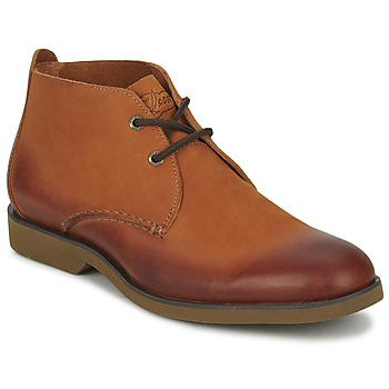 Zapatos Hombre Botas de caña baja Sperry Top-Sider BOAT OXFORD CHUKKA BOOT Marrón