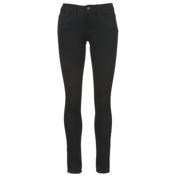 textil Mujer vaqueros slim Only SOFT Negro