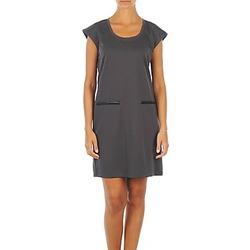 textil Mujer Vestidos cortos Vero Moda CELINA S/L SHORT DRESS Gris