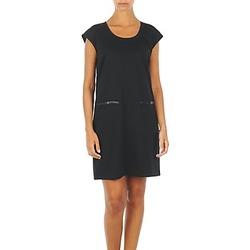 textil Mujer Vestidos cortos Vero Moda CELINA S/L SHORT DRESS Negro