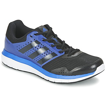 Zapatos Hombre Running / trail adidas Performance DURAMO 7 M Negro / Azul