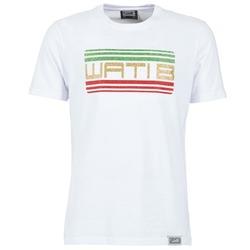 textil Hombre camisetas manga corta Wati B TSPAIL Blanco