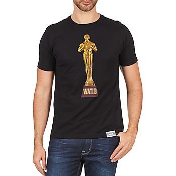 textil Hombre camisetas manga corta Wati B TSOSCAR Negro