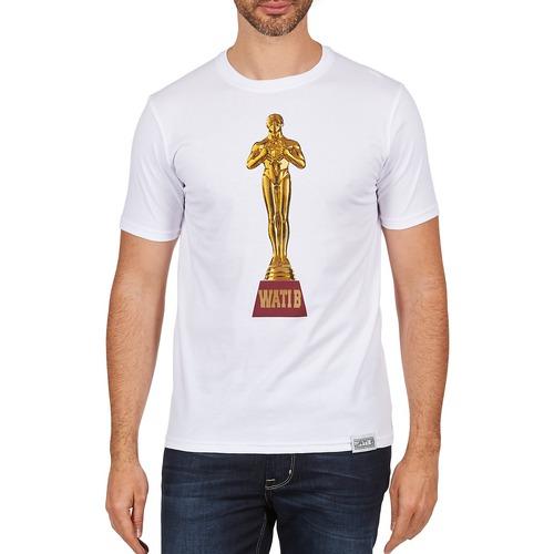 textil Hombre camisetas manga corta Wati B TSOSCAR Blanco