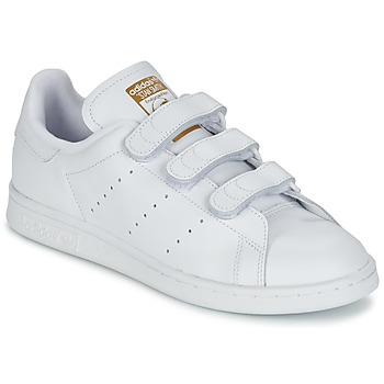 Zapatos Zapatillas bajas adidas Originals STAN SMITH CF Blanco