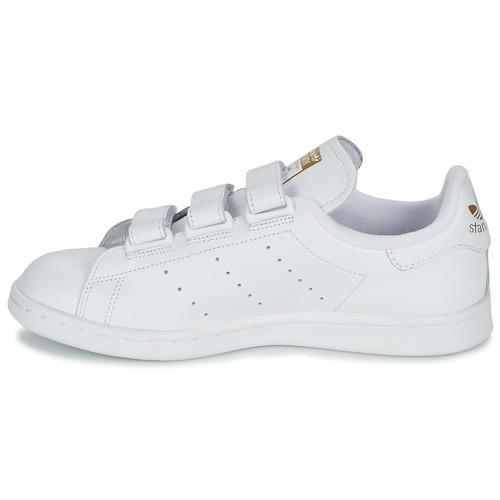 Blanco Smith Zapatos Zapatillas Originals Cf Bajas Adidas Stan shCBtrdxQ