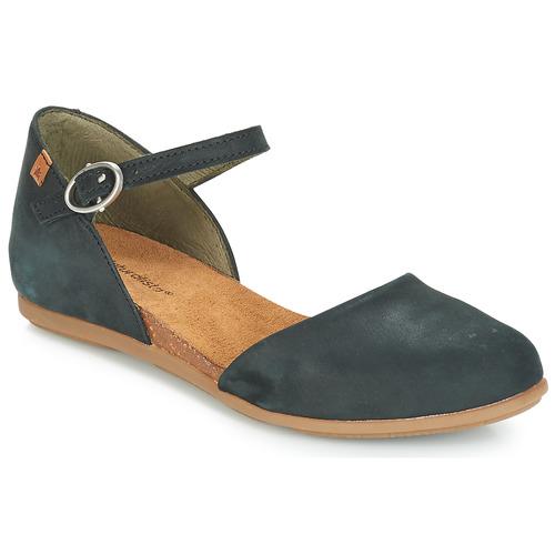 Los últimos zapatos de descuento para hombres y mujeres Zapatos especiales El Naturalista STELLA Negro