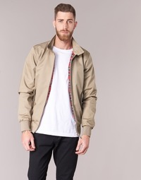 textil Hombre cazadoras Harrington HARRINGTON PAUL Beige