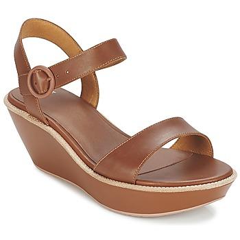 Zapatos Mujer Sandalias Camper DAMAS Marrón