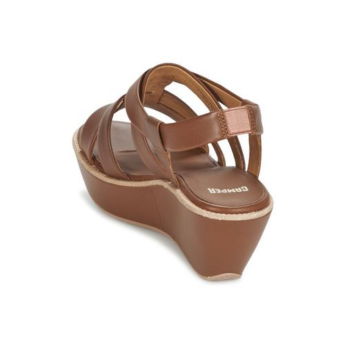 Marrón Camper Damas Mujer Zapatos Sandalias Ygvy7b6f