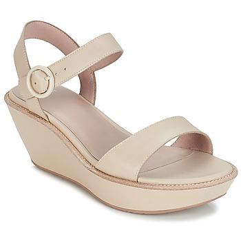 Zapatos Mujer Sandalias Camper DAMAS Beige