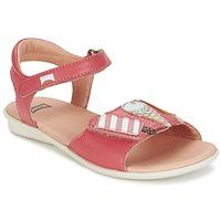 Zapatos Niña Sandalias Camper TWS Rosa