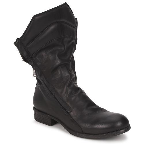 Los zapatos más populares para hombres y mujeres Zapatos especiales Strategia FIOULI Negro