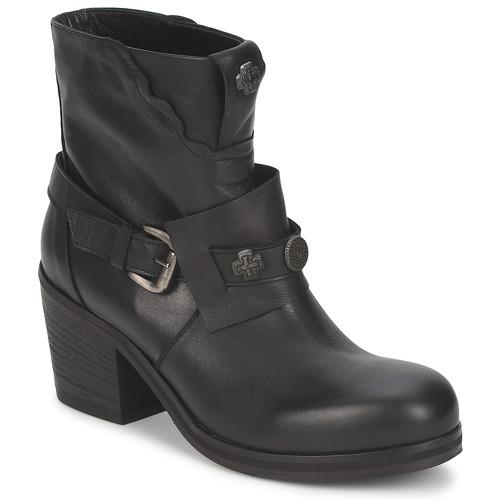 Zapatos Mujer Botines Strategia MAUTAU Negro
